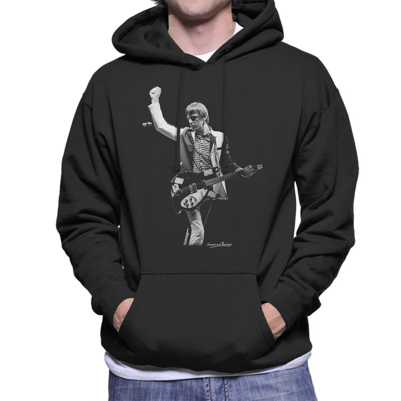 The Jam Paul Weller Manchester Apollo Men's Hooded Sweatshirt - Don't Talk To Me About Heroes