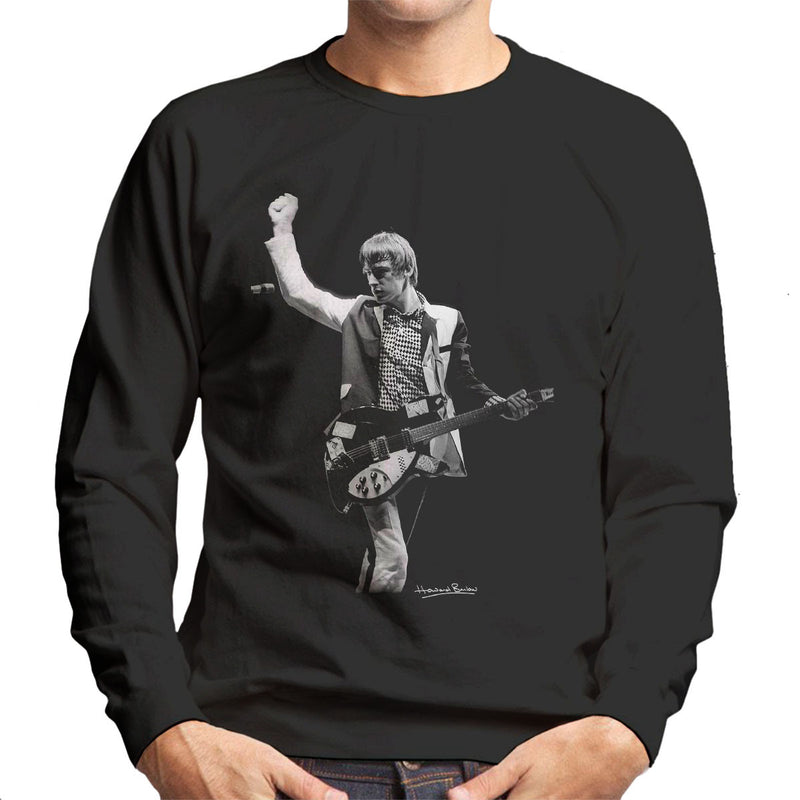 The Jam Paul Weller Manchester Apollo Men's Sweatshirt - Don't Talk To Me About Heroes