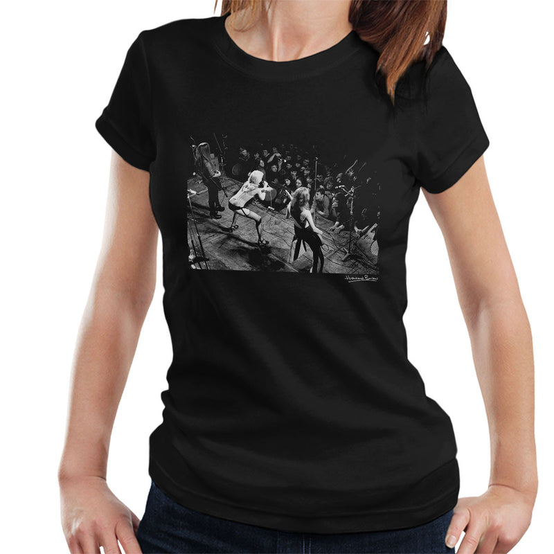 The Runaways Sheffield University 1976 Women's T-Shirt - Don't Talk To Me About Heroes