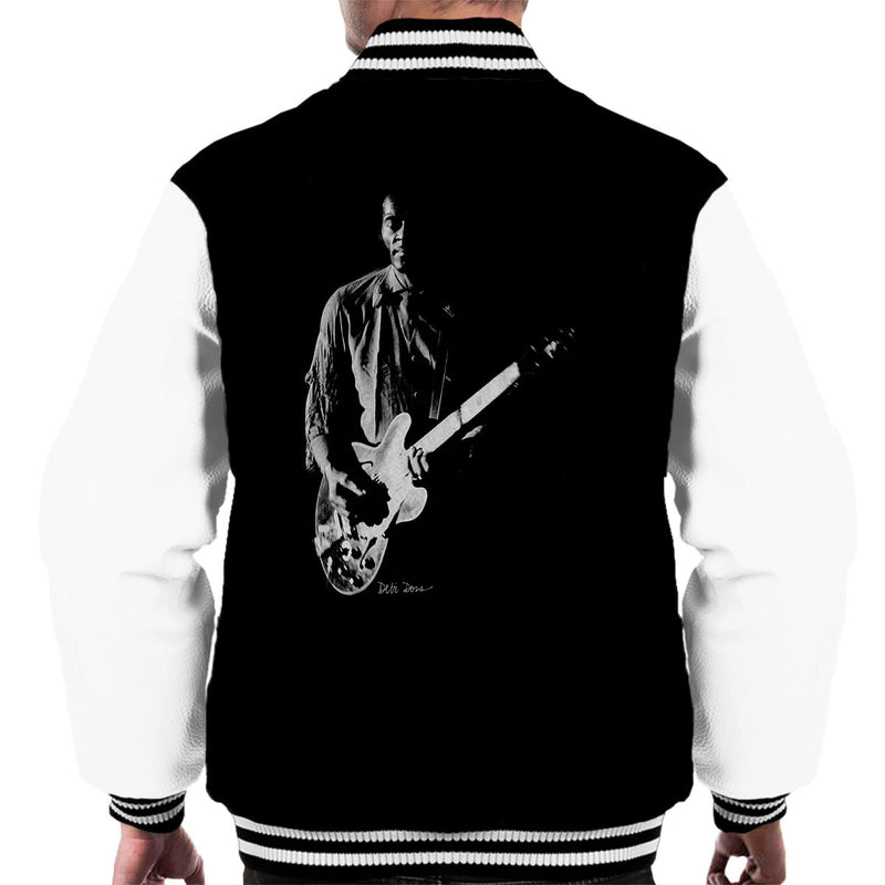 Chuck Berry Imperial College London 1973 Men's Varsity Jacket - Don't Talk To Me About Heroes
