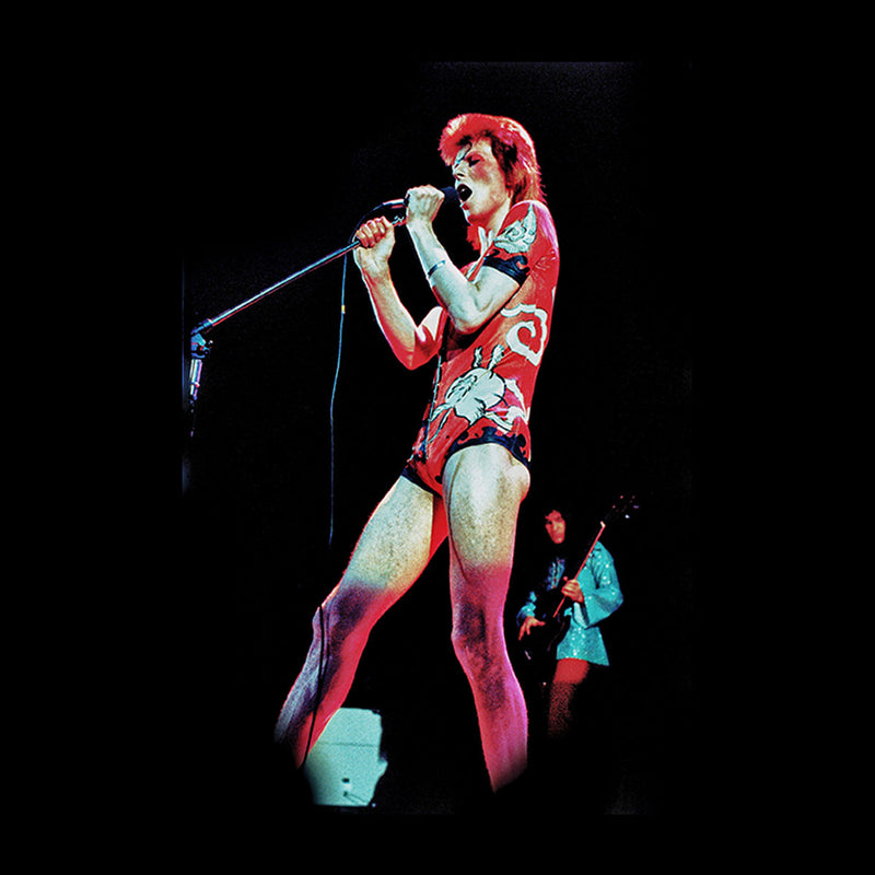 David Bowie Ziggy Stardust Hammersmith Odeon 1973 Men's T-Shirt - Don't Talk To Me About Heroes
