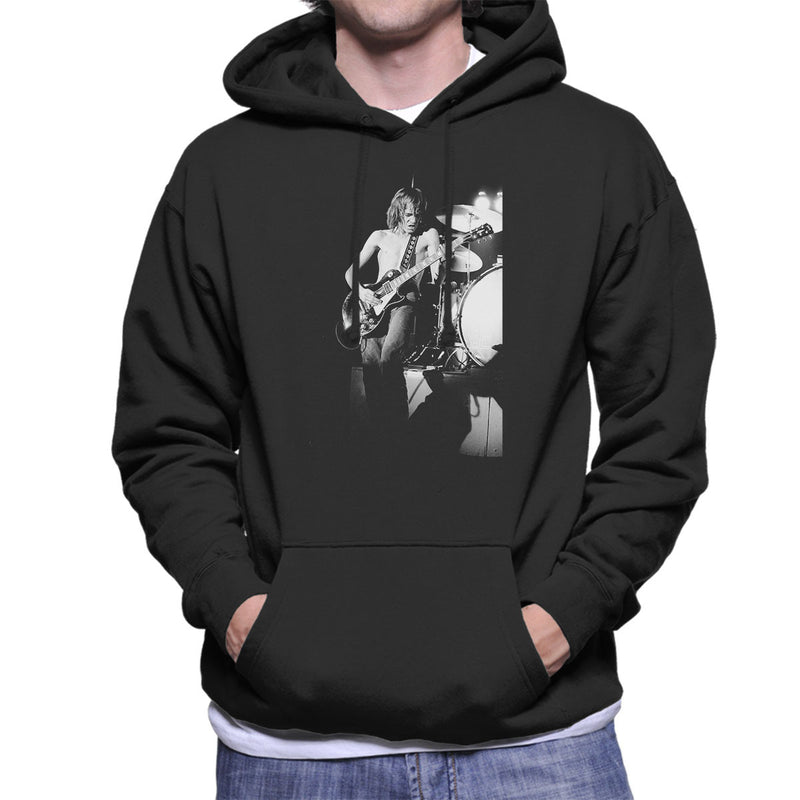 Steve Marriott Humble Pie Coliseum London 1972 Men's Hooded Sweatshirt - Don't Talk To Me About Heroes