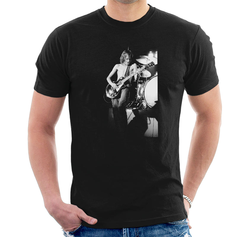 Steve Marriott Humble Pie Coliseum London 1972 Men's T-Shirt - Don't Talk To Me About Heroes