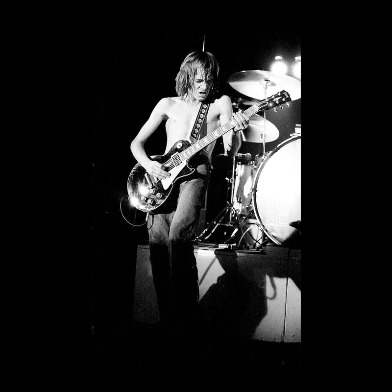 Steve Marriott Humble Pie Coliseum London 1972 Men's Vest - Don't Talk To Me About Heroes