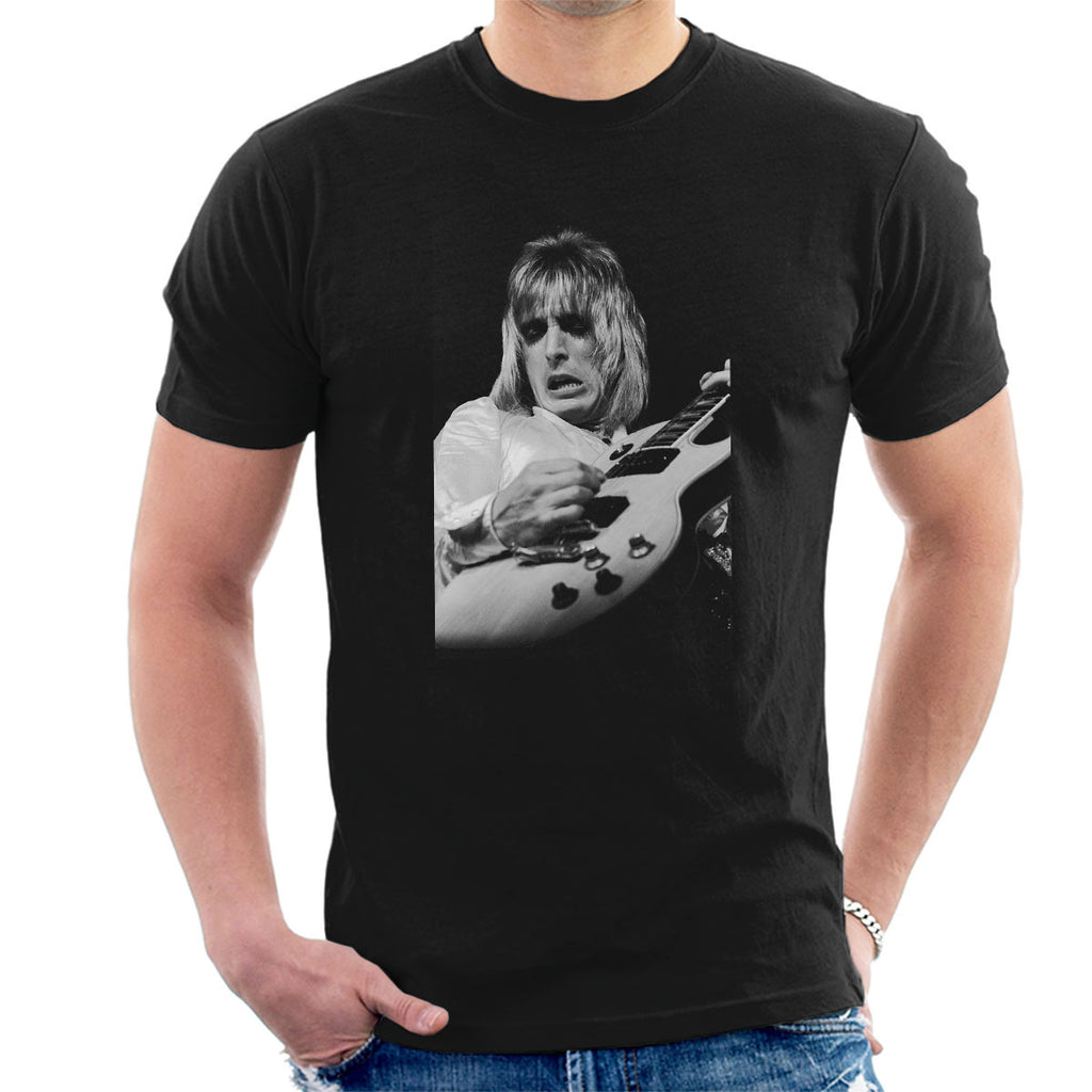 Mick Ronson Spiders From Mars David Bowie Men's T-Shirt