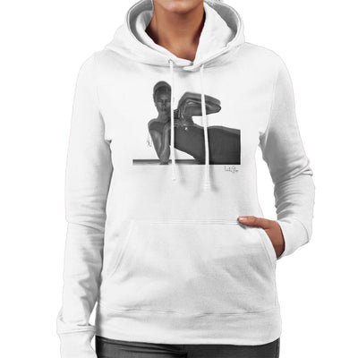 Grace Jones 1974 Women's Hooded Sweatshirt