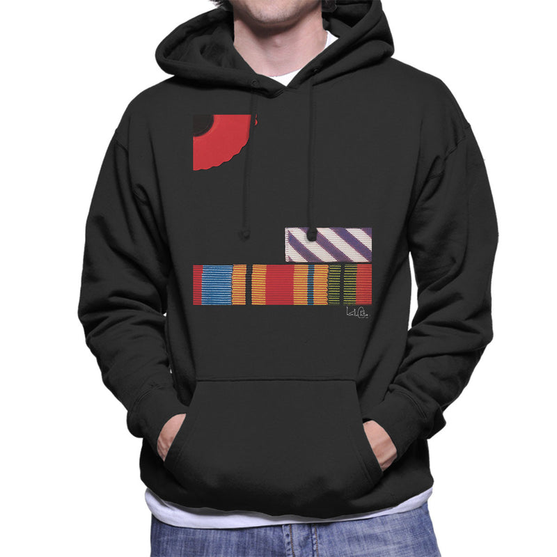 Pink Floyd The Final Cut Album Cover Men's Hooded Sweatshirt - Don't Talk To Me About Heroes