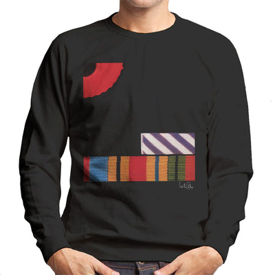 Pink Floyd The Final Cut Album Cover Men's Sweatshirt - Don't Talk To Me About Heroes