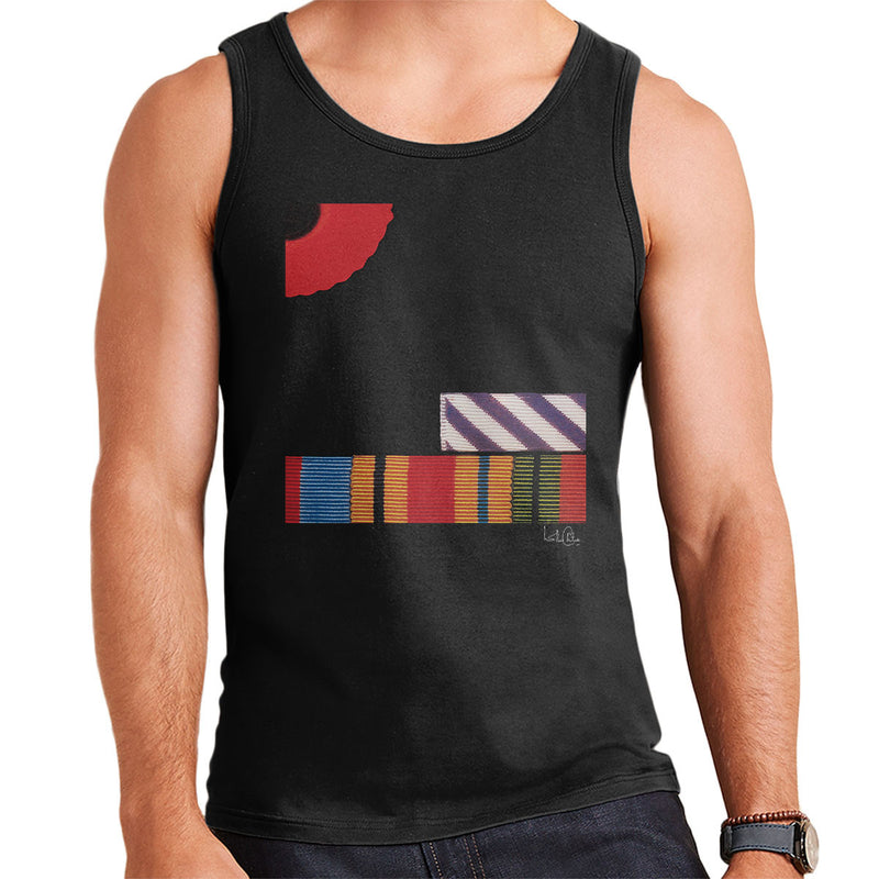 Pink Floyd The Final Cut Album Cover Men's Vest