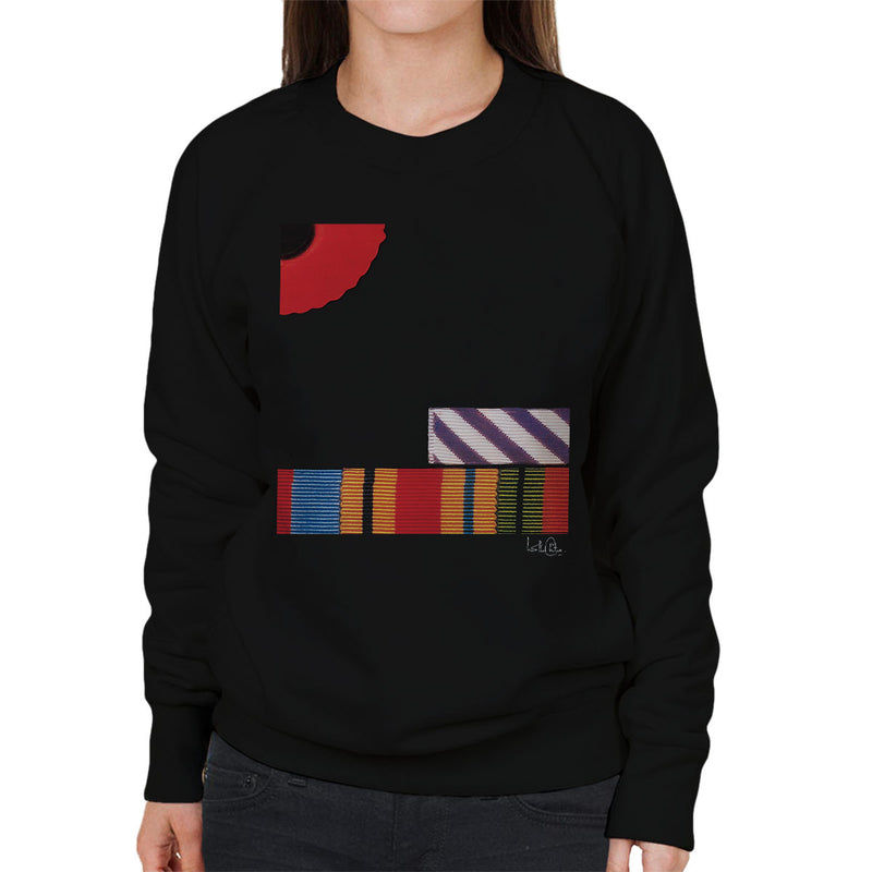 Pink Floyd The Final Cut Album Cover Women's Sweatshirt - Don't Talk To Me About Heroes