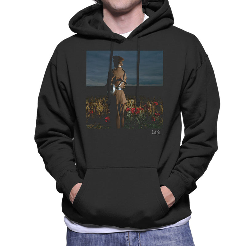 Pink Floyd The Final Cut Album Art Men's Hooded Sweatshirt - Don't Talk To Me About Heroes