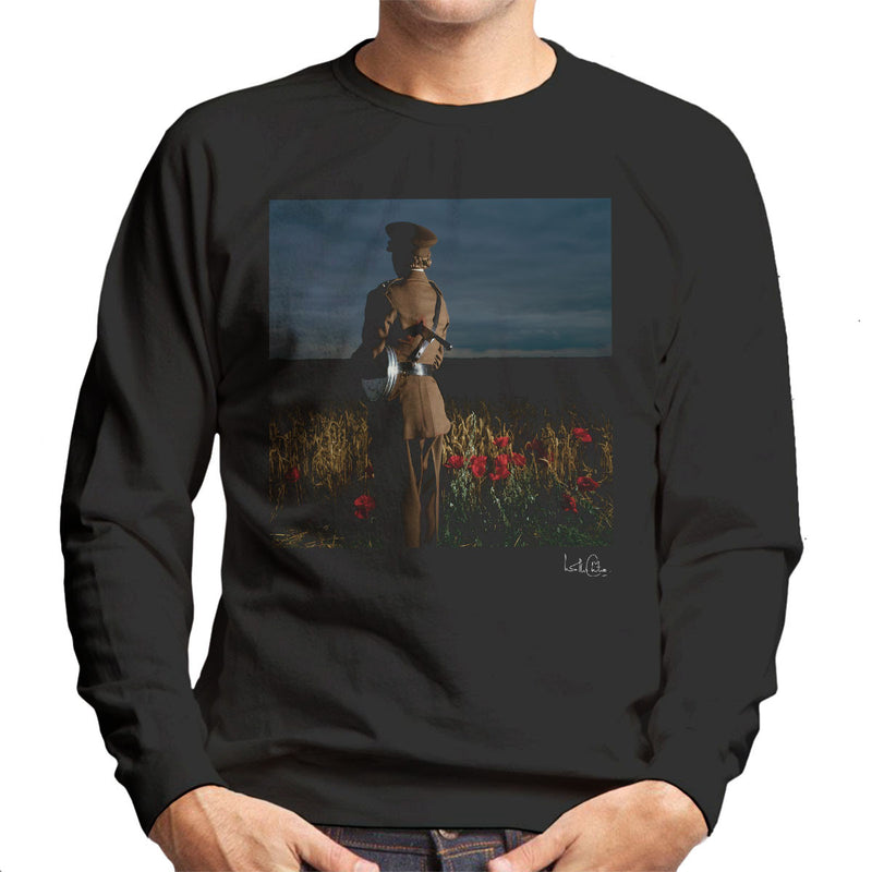Pink Floyd The Final Cut Album Art Men's Sweatshirt - Don't Talk To Me About Heroes