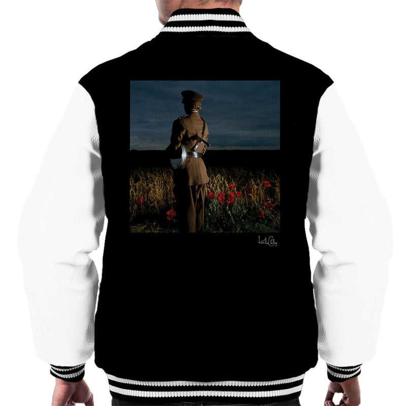 Pink Floyd The Final Cut Album Art Men's Varsity Jacket - Don't Talk To Me About Heroes