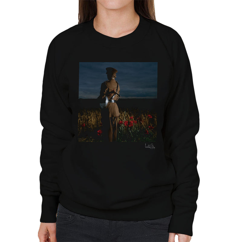 Pink Floyd The Final Cut Album Art Women's Sweatshirt - Don't Talk To Me About Heroes