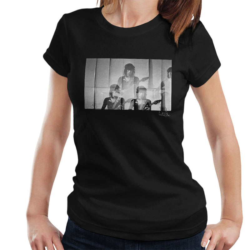 Rolling Stones Keith Richards Guitar Women's T-Shirt - Don't Talk To Me About Heroes