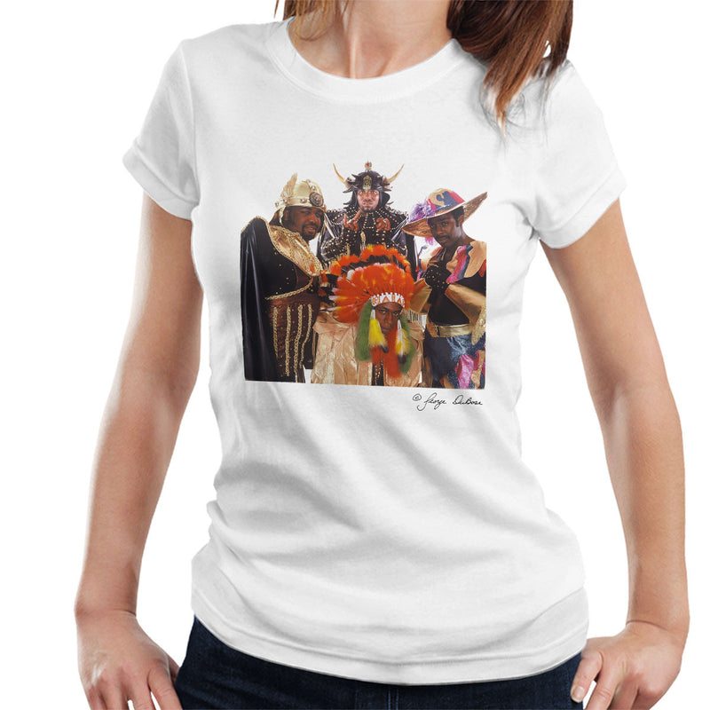 Afrika Bambaataa And Soulsonic Force Women's T-Shirt