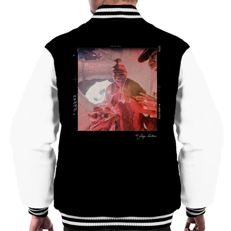 Biz Markie Goin Off Album Cover Men's Varsity Jacket