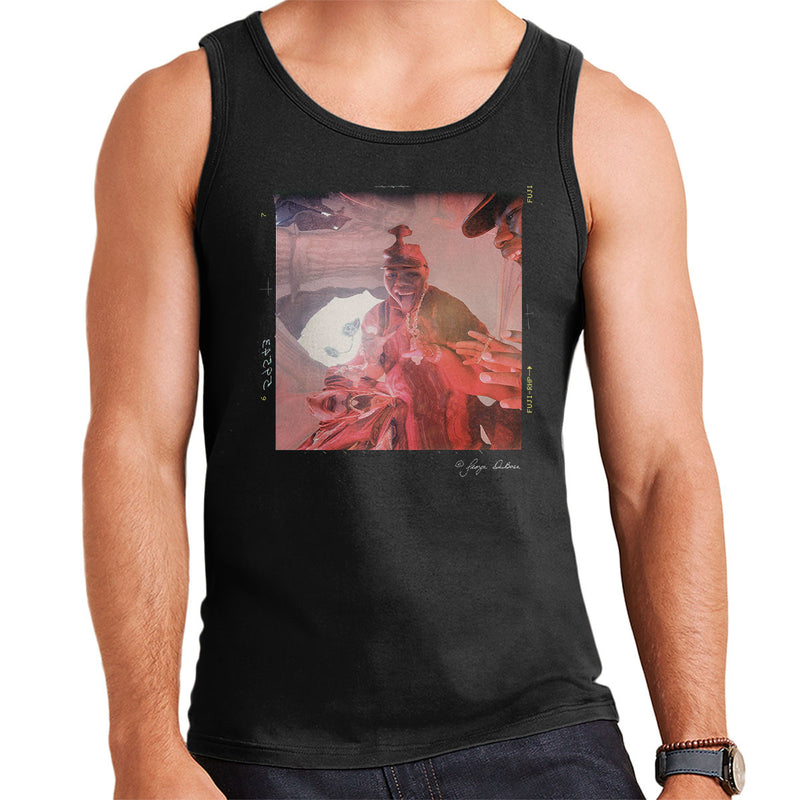 Biz Markie Goin Off Album Cover Men's Vest