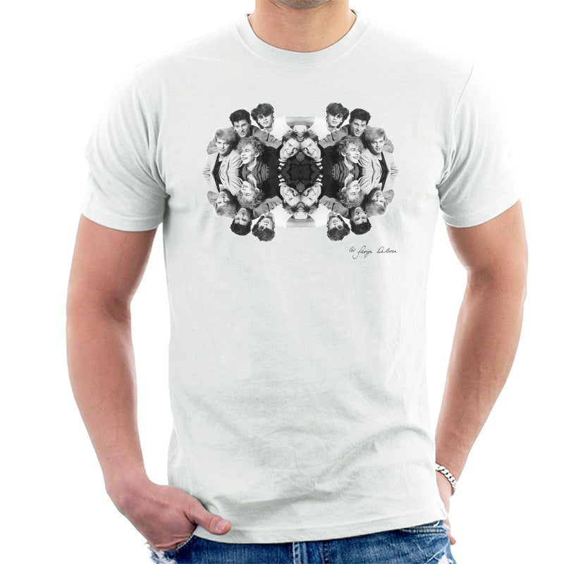 Duran Duran Mirrored Men's T-Shirt