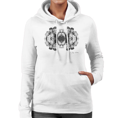 Duran Duran Mirrored Women's Hooded Sweatshirt