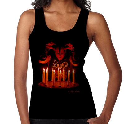Misfits Jerry Candles Women's Vest - Don't Talk To Me About Heroes