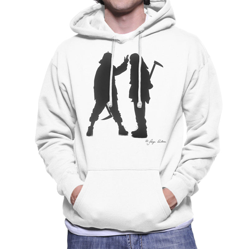 Mobb Deep Silhouette Men's Hooded Sweatshirt