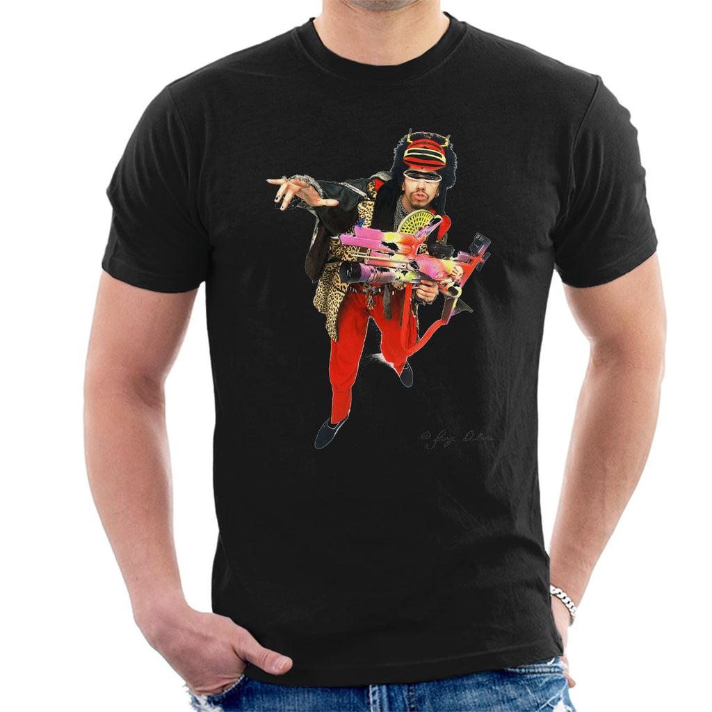 Rammellzee Graffiti Artist Men's T-Shirt