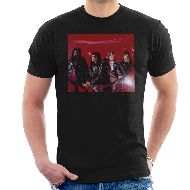 Ramones Mondo Bizarro Album Cover Outtake Men's T-Shirt