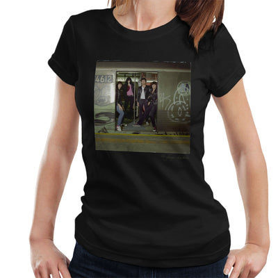 Ramones Subterranean Jungle Album Women's T-Shirt - Don't Talk To Me About Heroes
