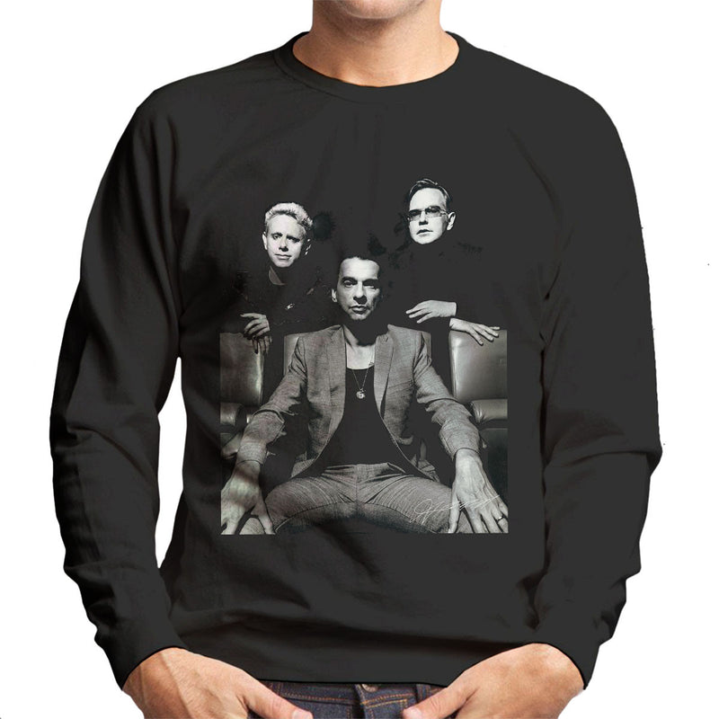 Depeche Mode Band Men's Sweatshirt - Don't Talk To Me About Heroes