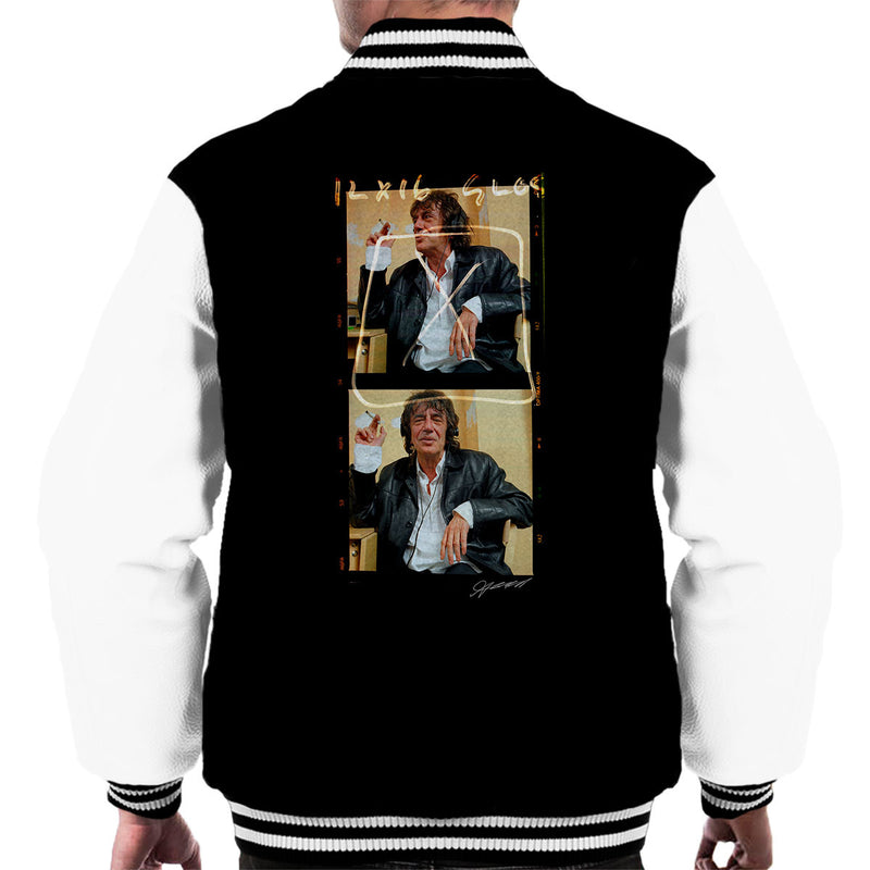 Howard Marks Mr Nice Photo Reel Men's Varsity Jacket - Don't Talk To Me About Heroes