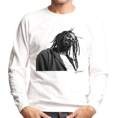 Buju Banton Men's Sweatshirt - Don't Talk To Me About Heroes