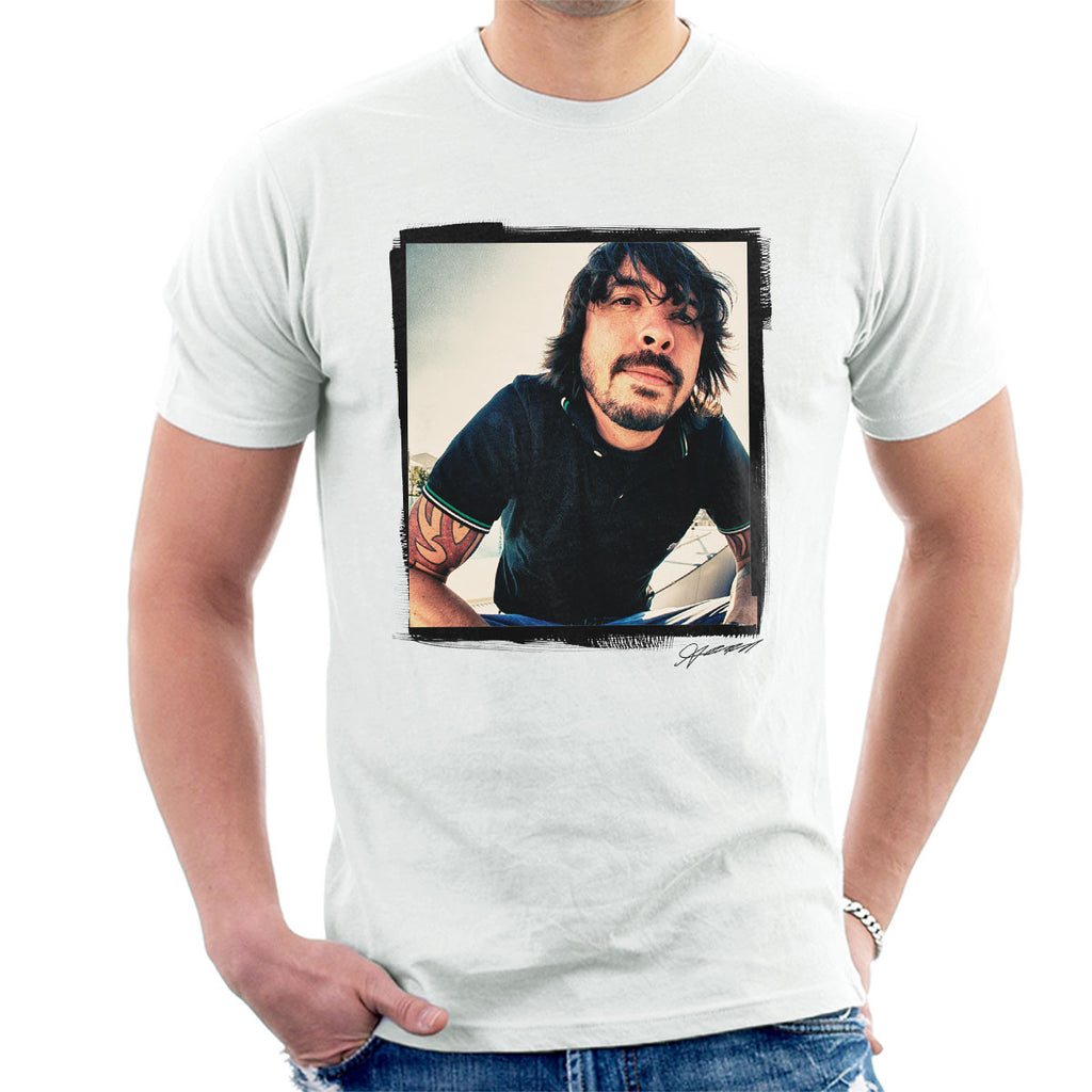 Dave Grohl Munich 2007 Men's T-Shirt