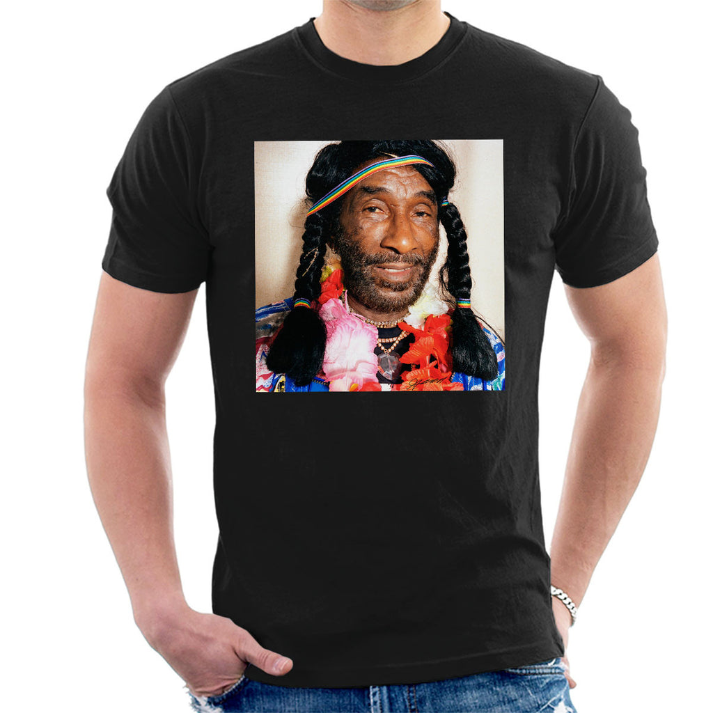 Lee Scratch Perry Braids Men's T-Shirt