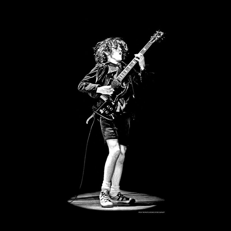 Angus Young ACDC 1976