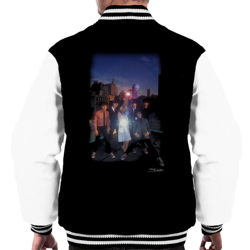 Blondie Best Of Alternate Men's Varsity Jacket