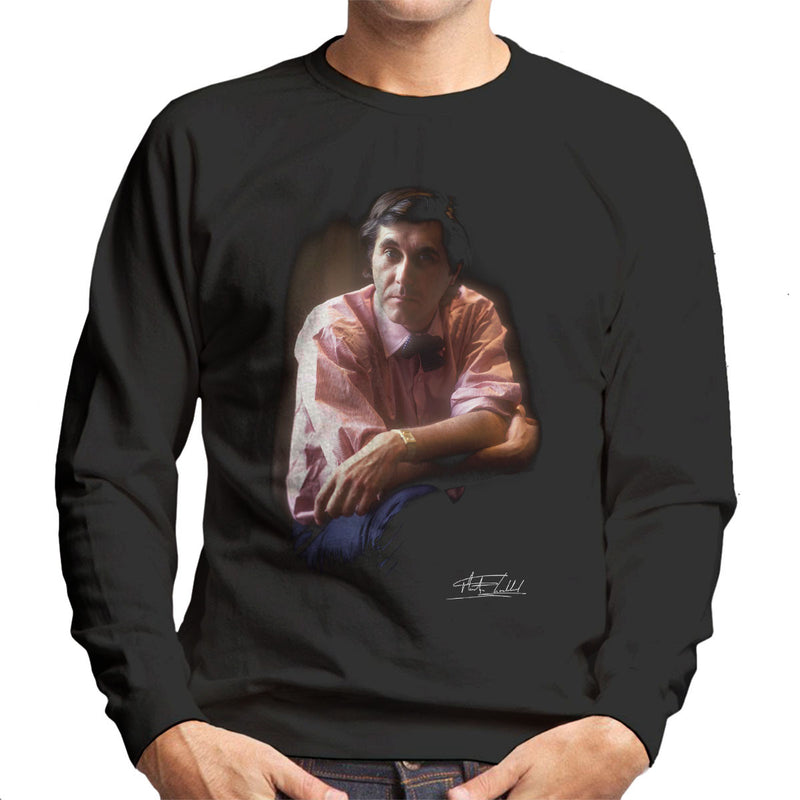 Bryan Ferry Roxy Music Men's Sweatshirt - Don't Talk To Me About Heroes