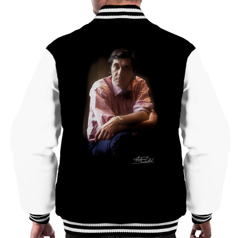 Bryan Ferry Roxy Music Men's Varsity Jacket - Don't Talk To Me About Heroes
