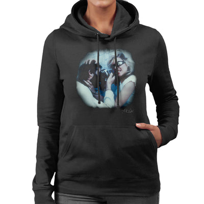 Debbie Harry And Martyn Goddard Women's Hooded Sweatshirt - Don't Talk To Me About Heroes