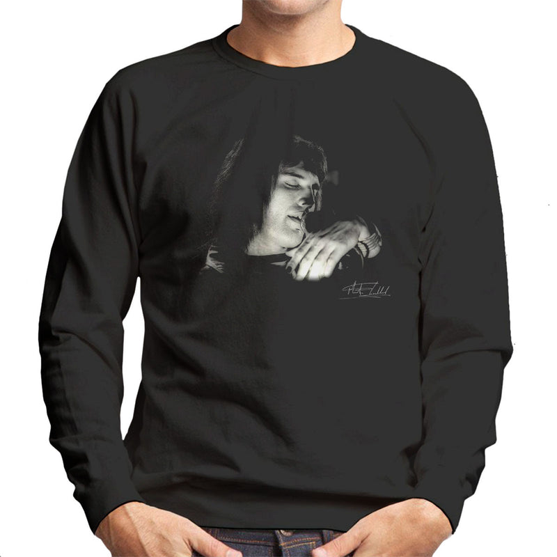 Freddie Mercury Queen Youre My Best Friend Men's Sweatshirt