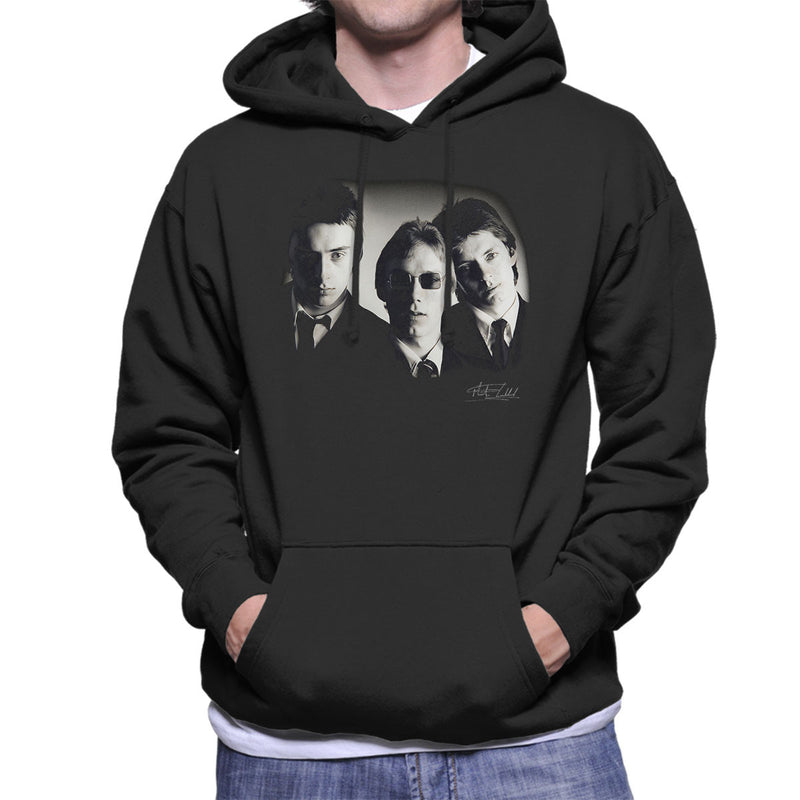 The Jam All Around The World Close Up Portrait Men's Hooded Sweatshirt - Don't Talk To Me About Heroes