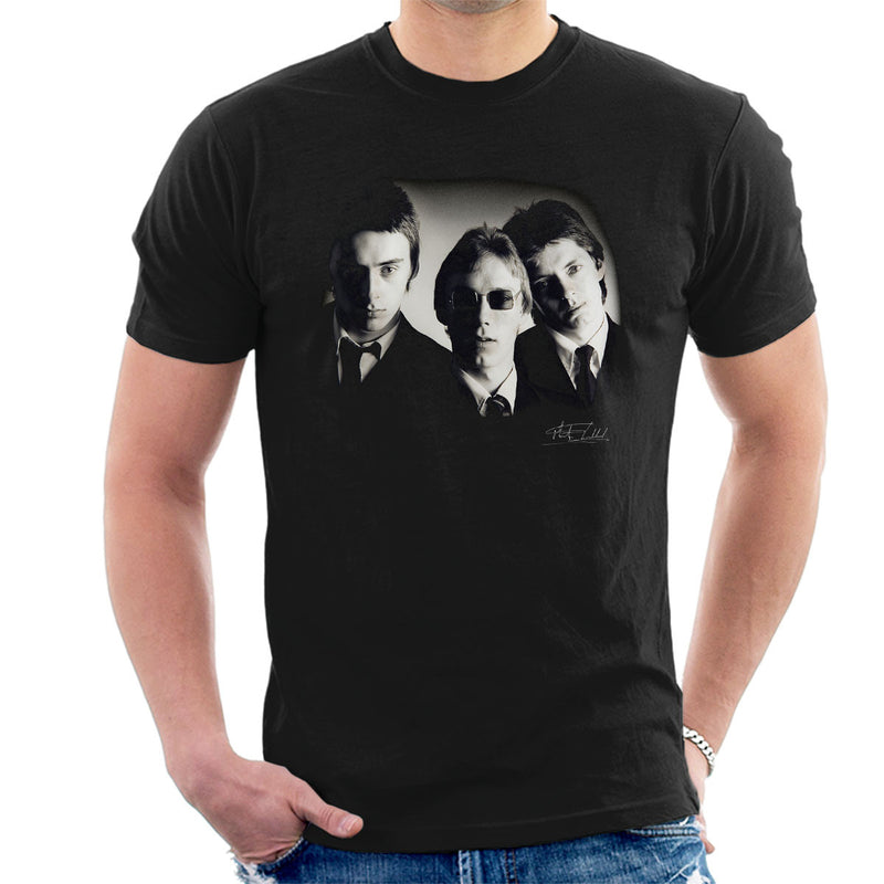 The Jam All Around The World Close Up Portrait Men's T-Shirt - Don't Talk To Me About Heroes