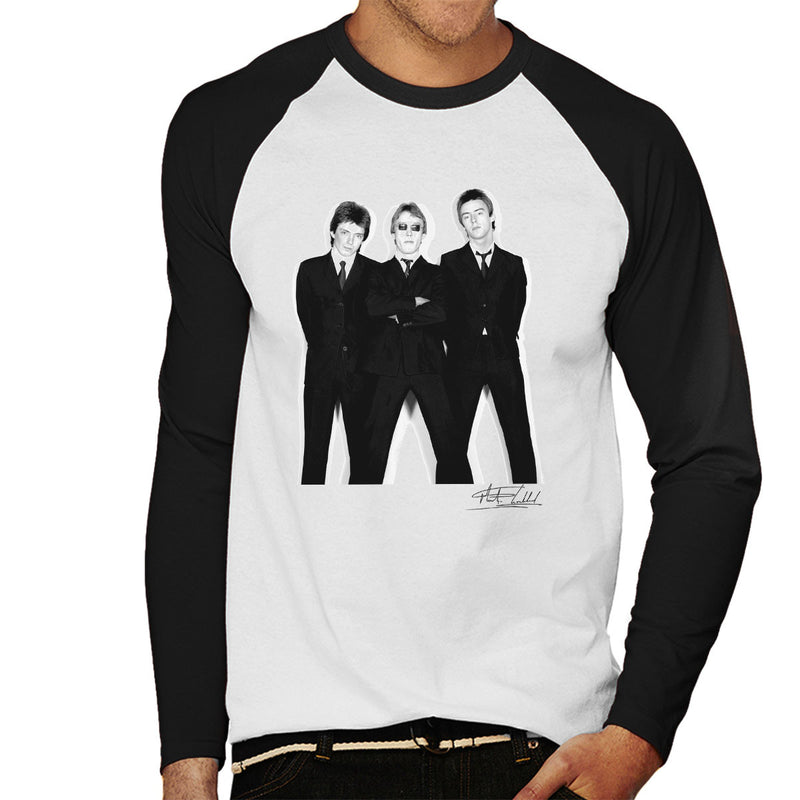 The Jam All Around The World Sleeve Session Men's Baseball Long Sleeved T-Shirt