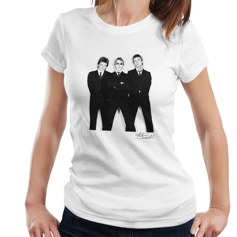 The Jam All Around The World Sleeve Session Women's T-Shirt