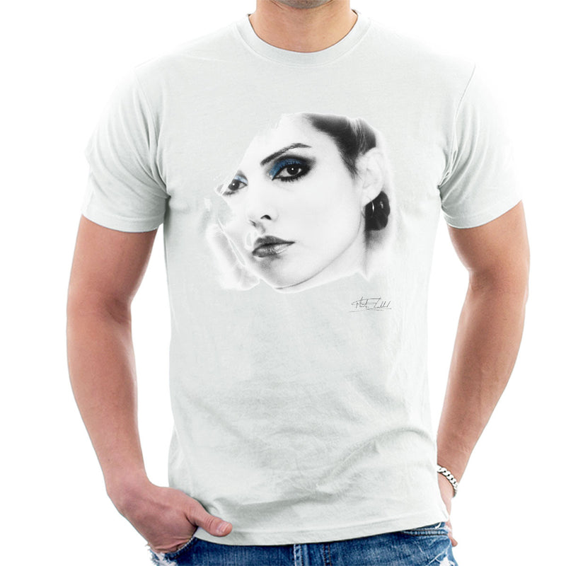 Debbie Harry Close Up Men's T-Shirt - Don't Talk To Me About Heroes