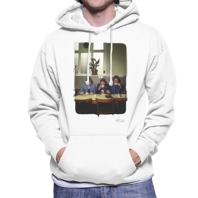The Jam News Of The World Cafe Men's Hooded Sweatshirt - Don't Talk To Me About Heroes
