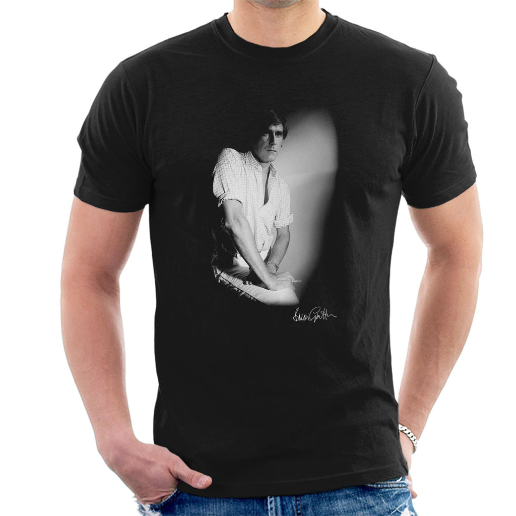 Bryan Ferry London Press Shoot Men's T-Shirt