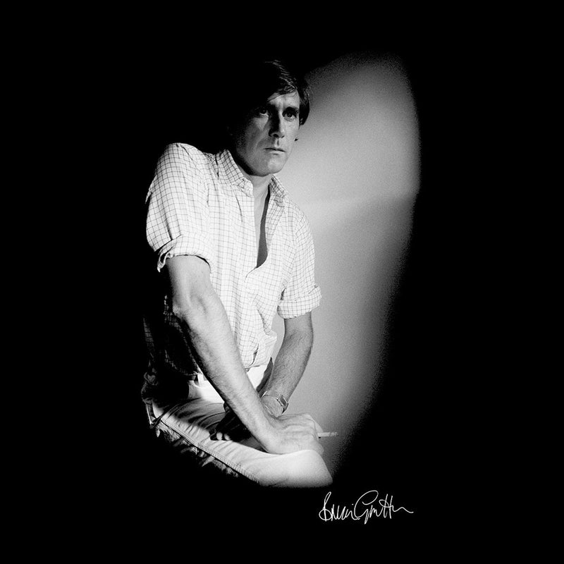 Bryan Ferry London Press Shoot Men's Vest - Don't Talk To Me About Heroes