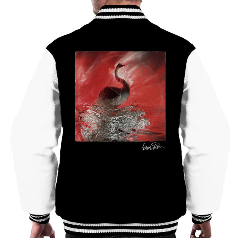 Depeche Mode Speak And Spell Album Sleeve Men's Varsity Jacket - Don't Talk To Me About Heroes