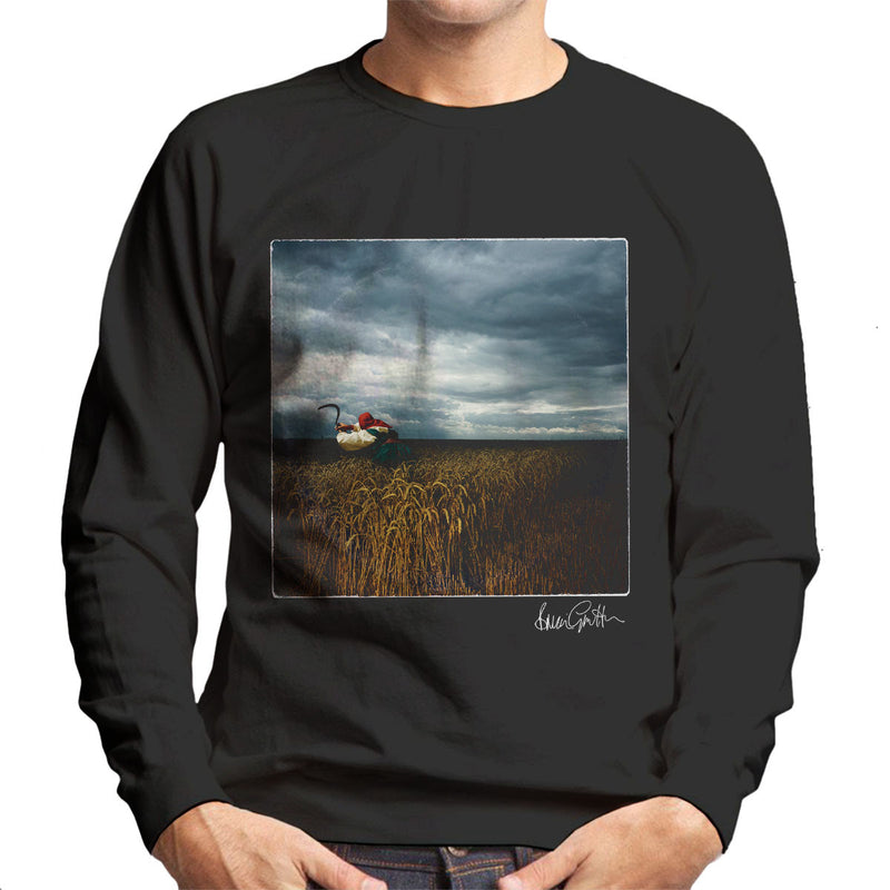 Depeche Mode A Broken Frame Album Sleeve Men's Sweatshirt - Don't Talk To Me About Heroes